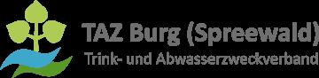 TAZ Burg (Spreewald) Logo